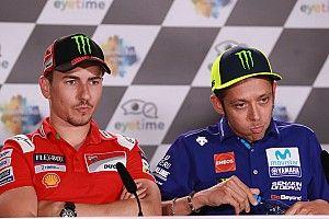 Petronas Yamaha sluit MotoGP line-up Rossi-Lorenzo uit