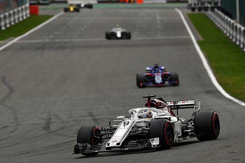 """Dixième à Spa, Ericsson attend Monza """"avec impatience"""""""