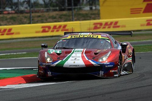Ferrari needs more BoP help despite victory – Calado
