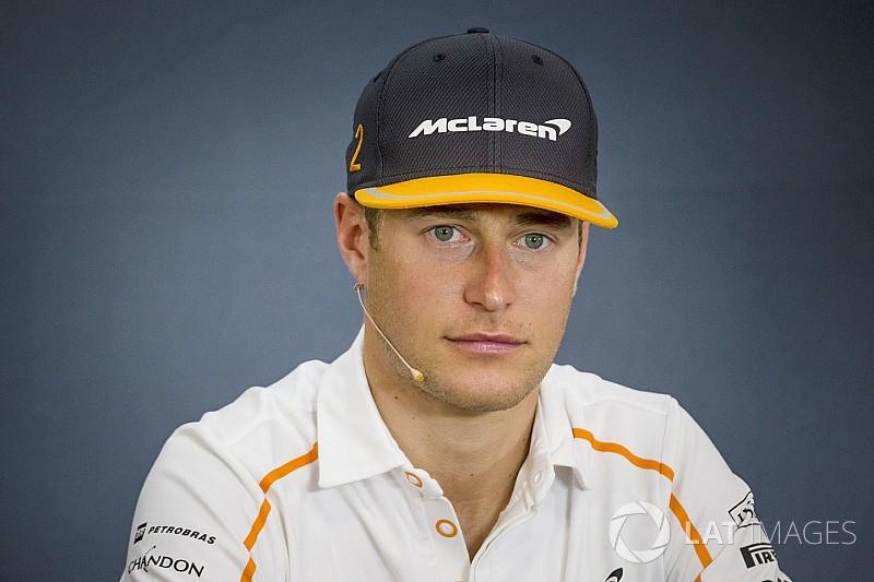 Vandoorne magabiztos, hogy 2019-ben is a McLaren versenyzője lehet