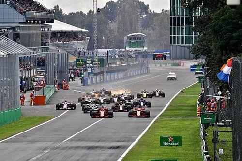 Le Grand Prix d'Italie dans le rétroviseur