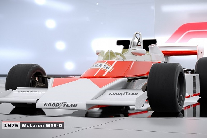 F1 2018 voegt historische bolides van Lauda en Hunt toe