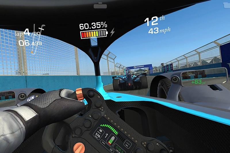 La Formula E ha rinnovato con il gioco Real Racing 3