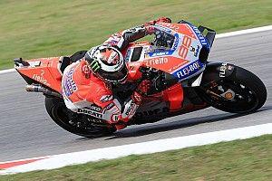 "Claudio Domenicali: Ducati hat von Jorge Lorenzo ""profitiert"""