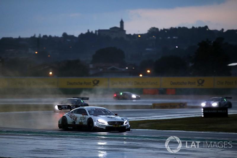 Ди Реста выиграл первую в истории ночную гонку DTM, Дзанарди финишировал последним