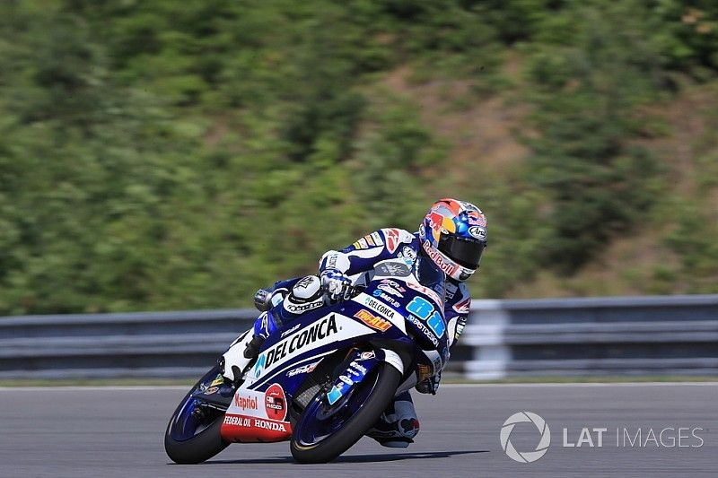 Martin passed fit to return to Moto3 in Austria