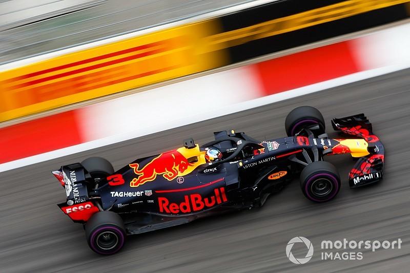 Ricciardo: Red Bull'un ne kadar yükseleceği lastik aşınmasına bağlı