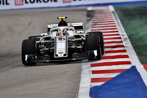 Leclerc offre à Sauber ses meilleures qualifs depuis 2013