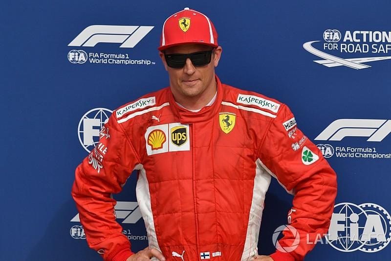 """Az év jelenete: Räikkönennel közlik, hogy övé a pole - """"Köszönöm"""" (videó)"""