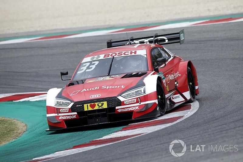 DTM Nurburgring: Rast, 0.006 saniye farkla pole'de