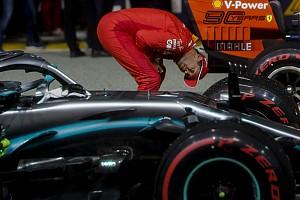 GALERÍA: las imágenes del sábado del GP de Singapur