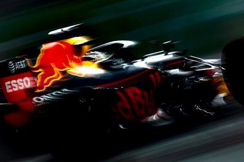 Błąd Red Bull Racing