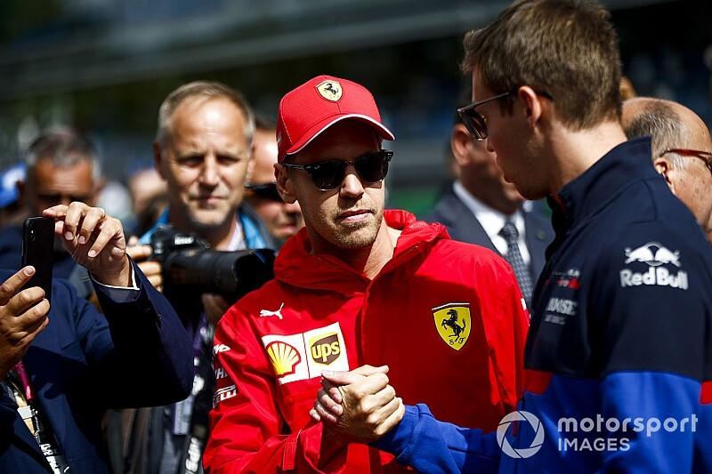 Vettel mindössze 3 büntetőpontra van az eltiltástól