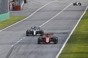 Hamilton hoopt op meer intense duels met Ferrari en Red Bull
