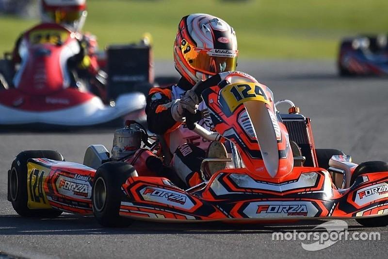 Rafael Câmara leva Brasil ao vice-campeonato mundial de kart na Finlândia