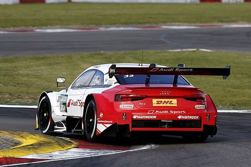 René Rast domina Gara 1 al Nürburgring e ha una mano sul titolo