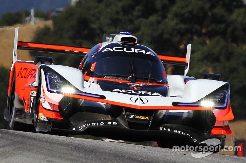 Montoya largará segundo en Laguna Seca
