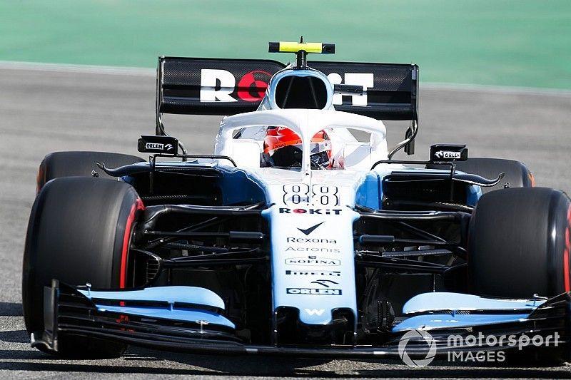 "Kubica, molesto por el ""frágil"" Williams"