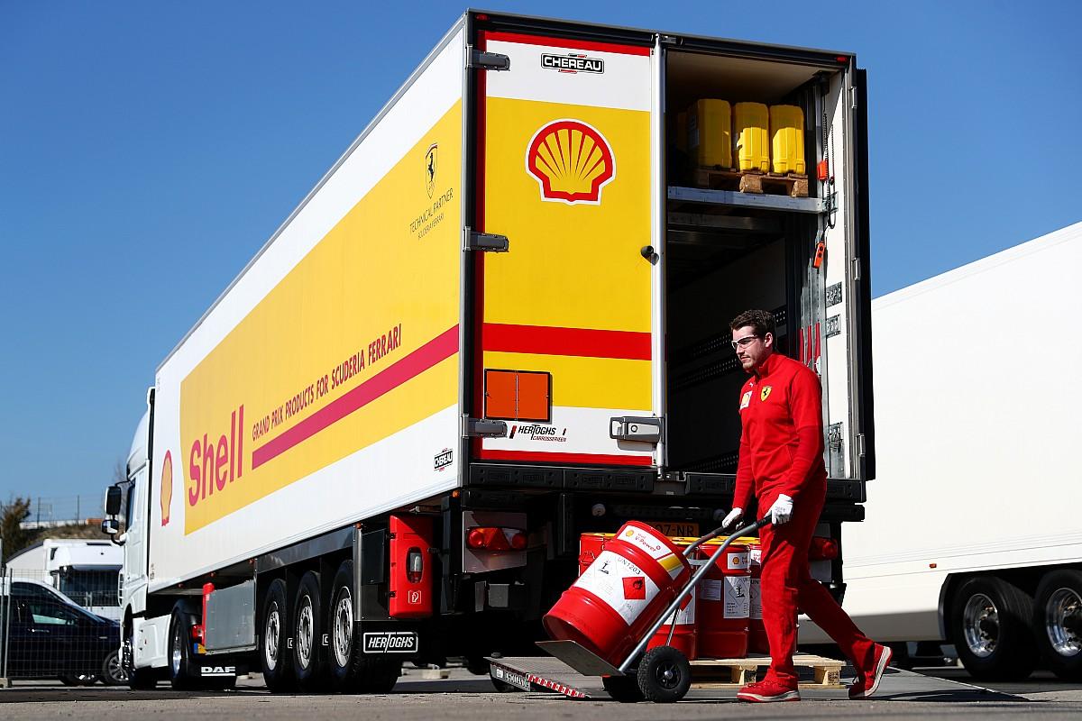 Ferrari, Shell ile olan anlaşmasını yeniledi