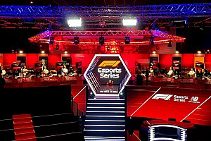 Rasmussen closes on Ferrari's Tonizza in second F1 Esports round