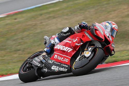 """Dovizioso : """"La vitesse est une chose, la constance une autre"""""""
