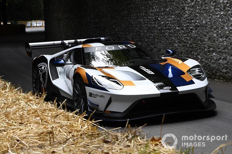 Ford не собирается делать из модели GT «гиперкар» для гонок на выносливость