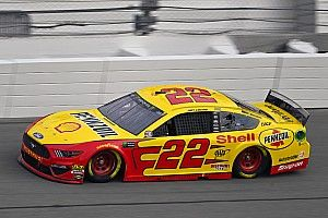Logano will start on pole at Daytona after qualifying cancelled