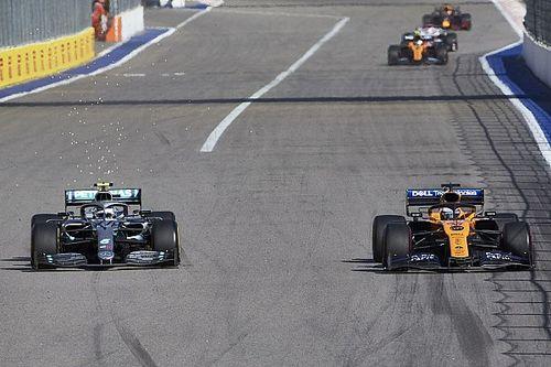 "Avec Mercedes, McLaren n'aura ""nulle part où se cacher"""
