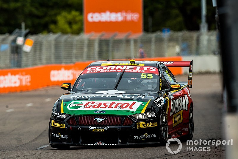 Le Brocq favourite for 2020 Tickford Supercars seat