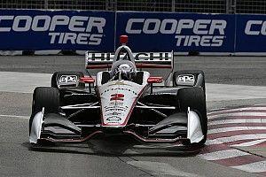 Los pilotos de Penske, con emociones encontradas tras calificación