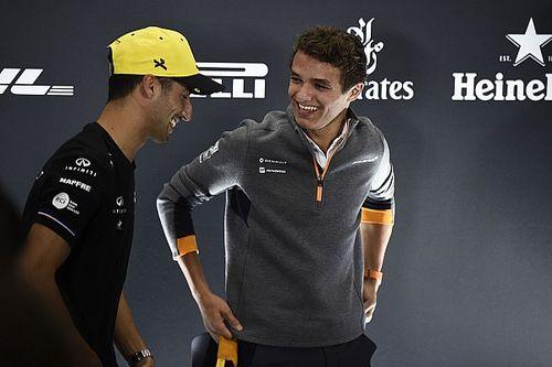 Chefe da McLaren defende importância de criar ambiente ideal para Ricciardo e Norris
