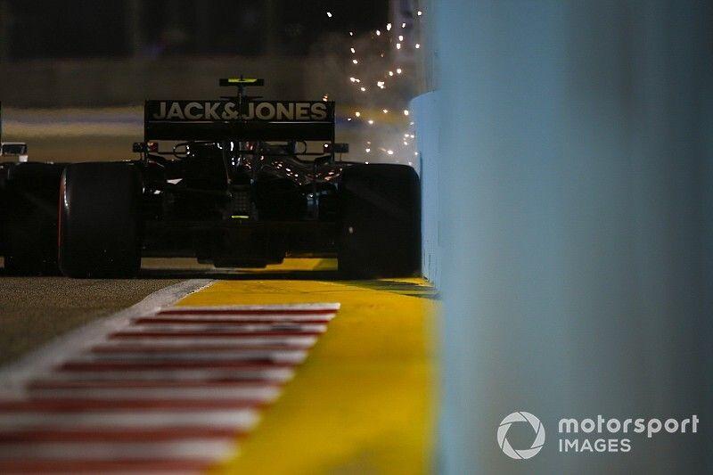 FIA reprende a Sergio Pérez por incidente con Magnussen