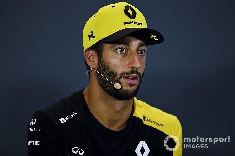 Ricciardo egyáltalán nem félti Vettelt
