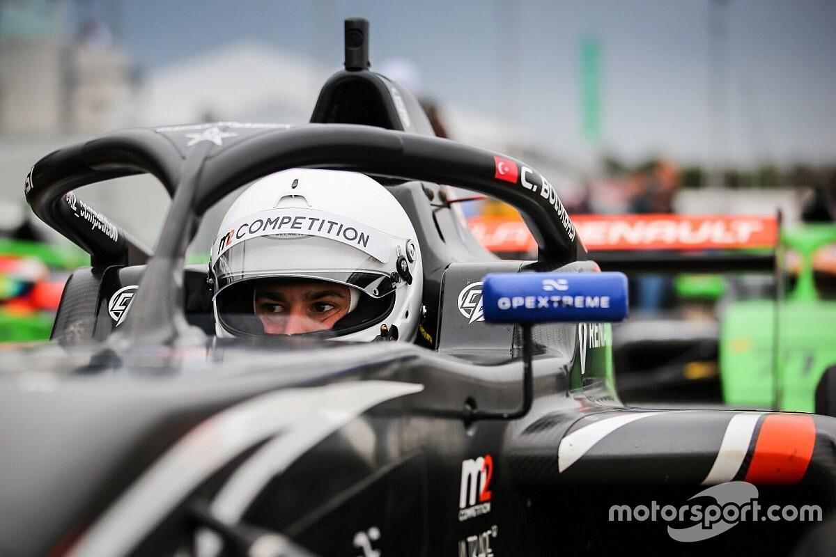F3 Asya: Cem, Dubai'deki ilk test seansında dördüncü oldu