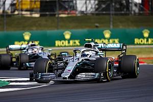 Bottas chce zostać w Mercedesie