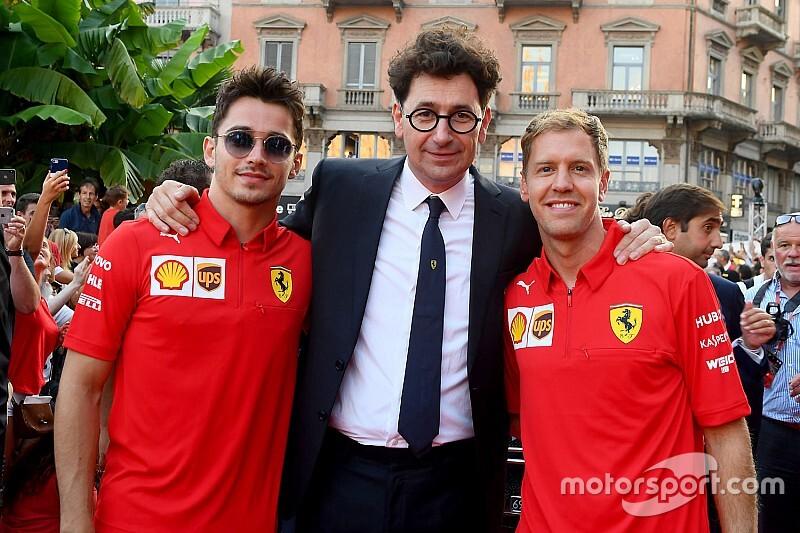 Vettel not Ferrari's number two driver - Montezemolo