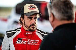 Alonso continues Dakar 2020 preparations in Poland