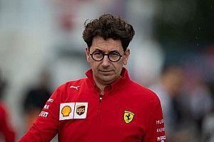 Binotto Bakal Kembali Absen Dampingi Ferrari