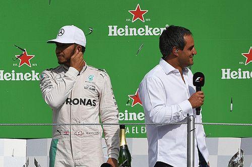 """Montoya: """"Vettel ya Mercedes'le anlaşır ya da emekli olur"""""""