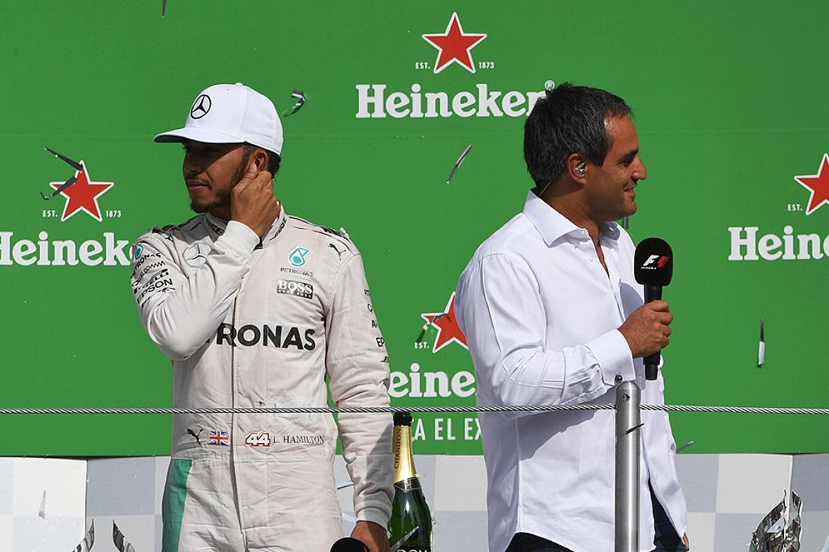 Montoya: Vettel firma con Mercedes o se retira