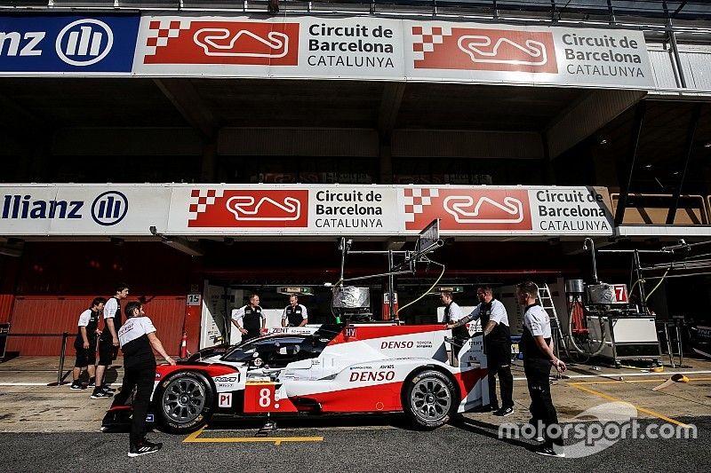 """Toyota: LMP1 handicaps are for """"good of the championship"""""""