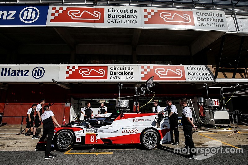 """Toyota: Les handicaps en LMP1 sont """"bons pour le championnat"""""""