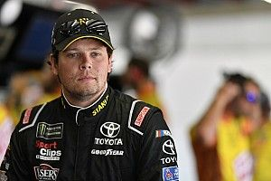 "Erik Jones: ""It's a bummer"" to come so close to another win"