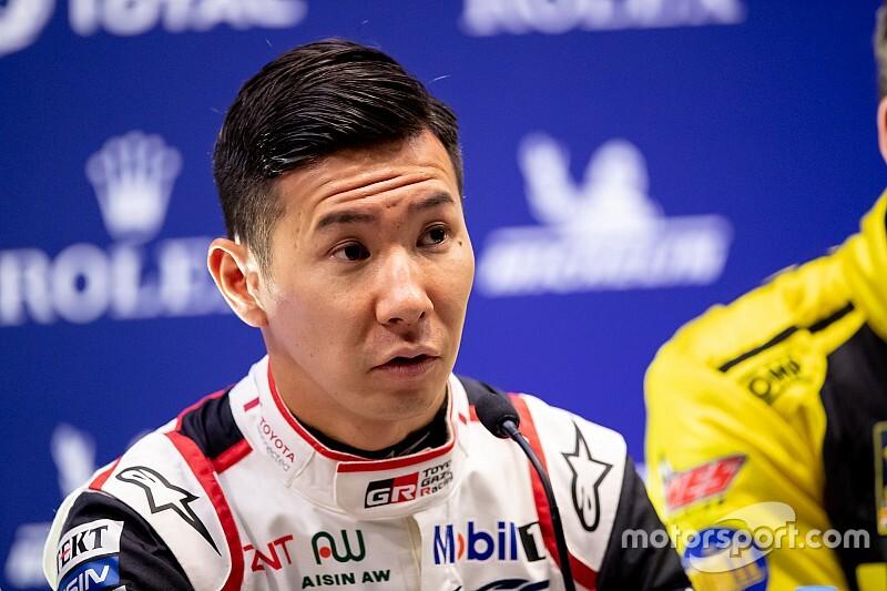 BRÉKING: Kobayashi rajthoz áll a DTM és a Super GT közös futamán a BMW-vel