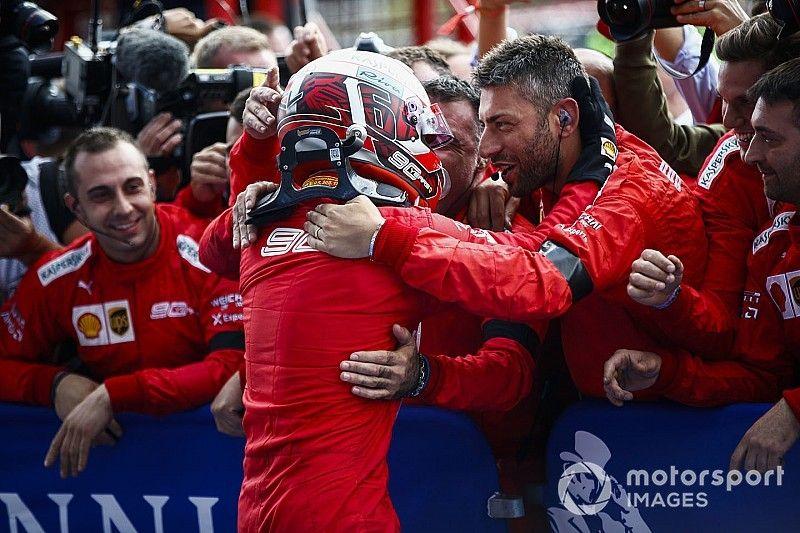 Leclerc se siente listo para pelear por el título de F1