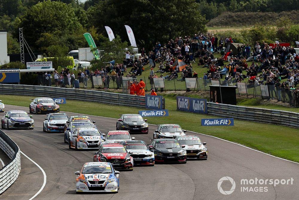 BTCC preparing for spectator-free races