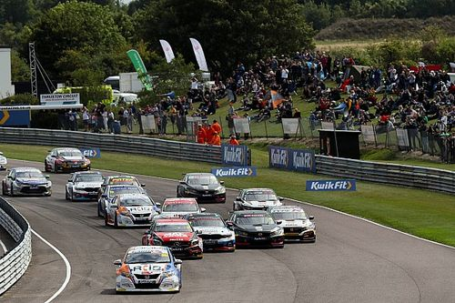 BTCC preparing for spectator-free races