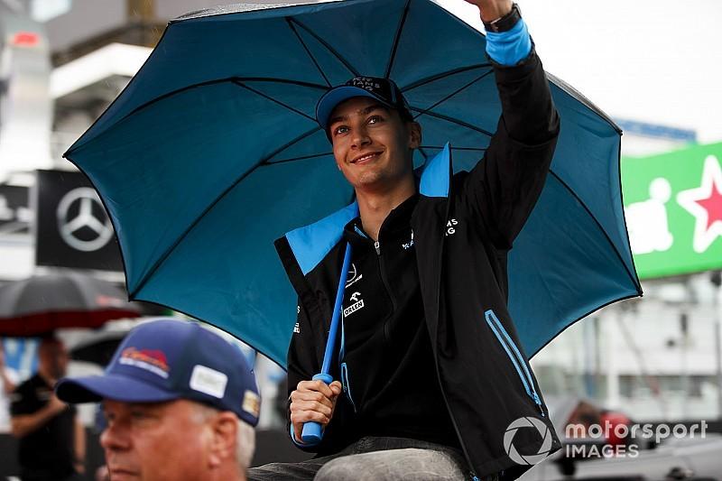 В Германии Williams заработала первое очко. Но Расселл назвал гонку худшей в сезоне
