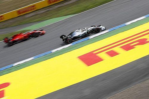 """Binotto : L'écart face à Mercedes n'est pas """"le seul objectif"""""""