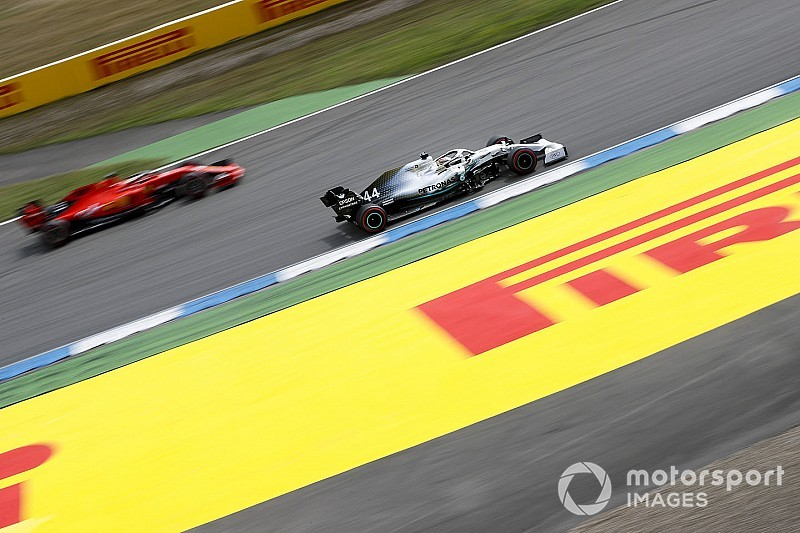 Gap to Mercedes can't be Ferrari's single target - Binotto